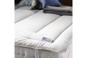 Good Housekeeping Voted Our Wool Mattress Topper as the Best!