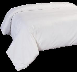Duvet Cover White Pima Cotton 450tc