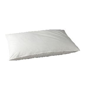 Devon Duvets Folding Wool Pillow - 4 Fold Pillow