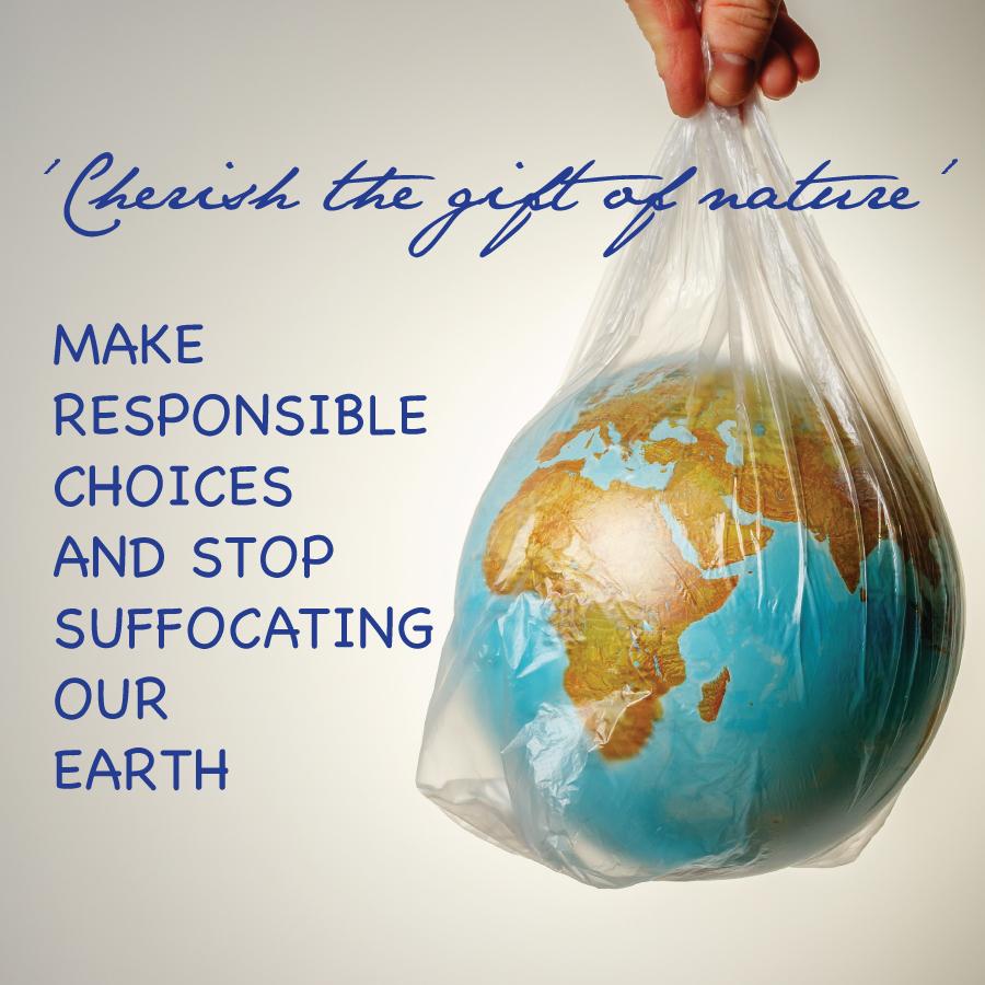 Cherish the gift of nature