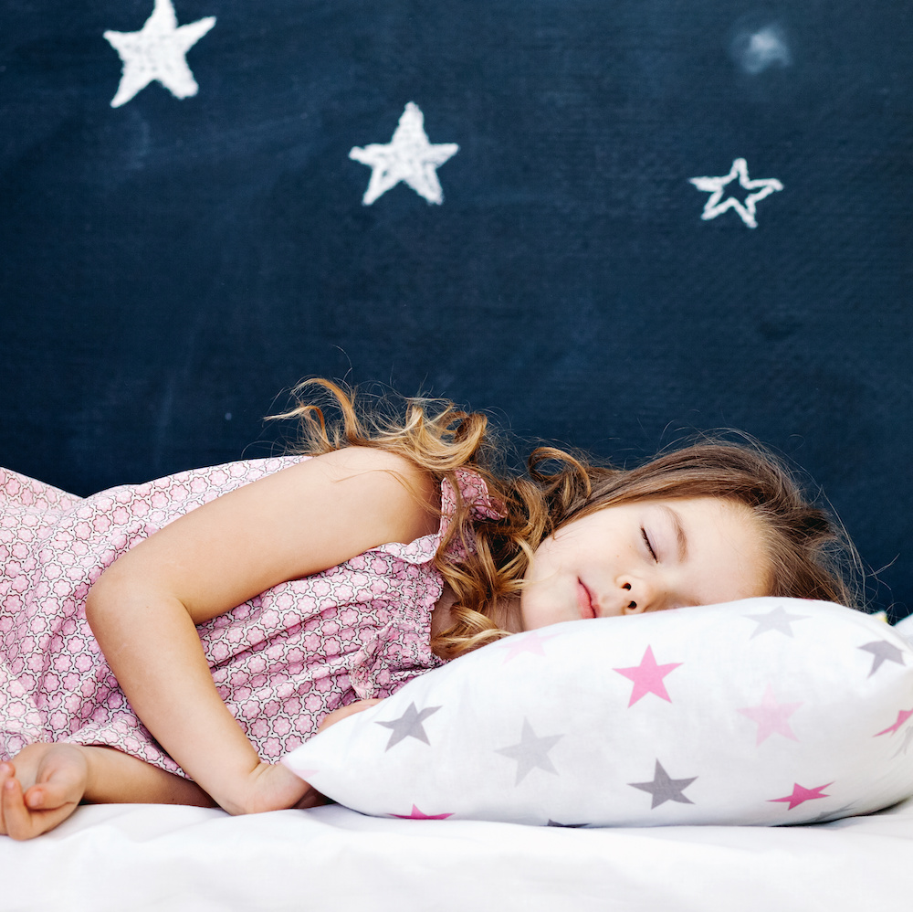 Why it is important for your little one to get a good sleep